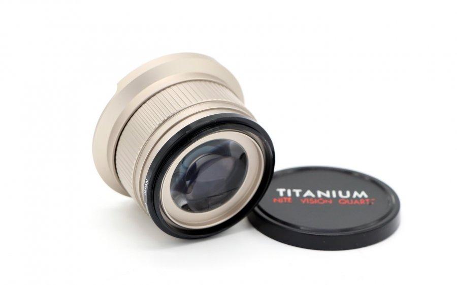 Конвертер Titanium Nite vision wide macro lens 0,42x AF