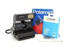 Polaroid 636 с кассетой (комплект)