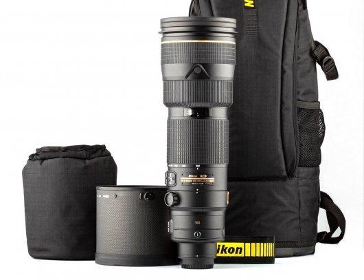 Nikon 200-400mm f/4G ED VR II AF-S Nikkor