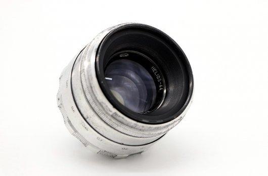 Гелиос-44 2/58 М39 silver (СССР, 1964)