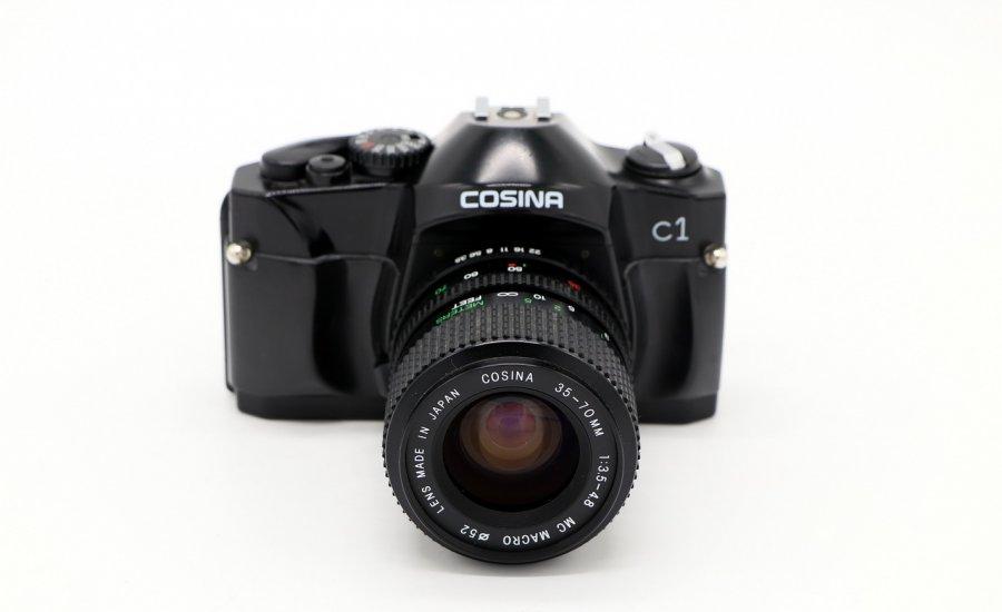 Cosina C1 kit (Japan, 1991)