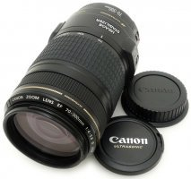 Canon EF 70-300mm f/4.0-5.6 IS USM
