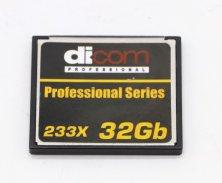 Compact Flash Dicom Professional series 32gb 233x
