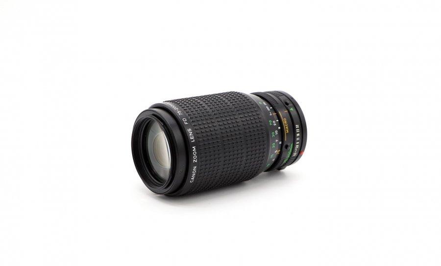 Canon FD 4.5/75-200mm