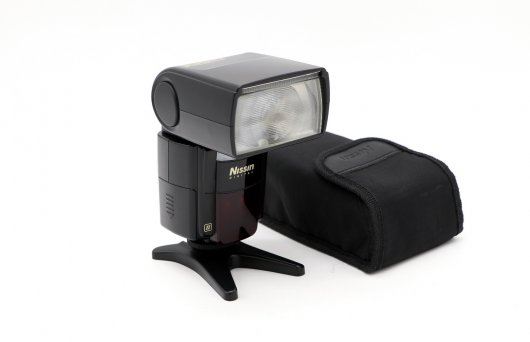 Фотовспышка Nissin speedlite Di-866 Mark II for Canon