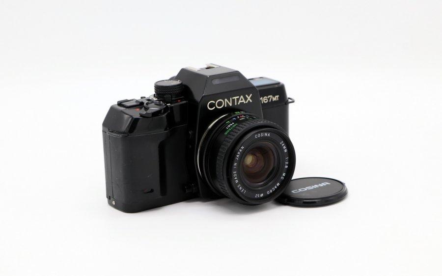 Contax 167MT kit (Japan, 1990)