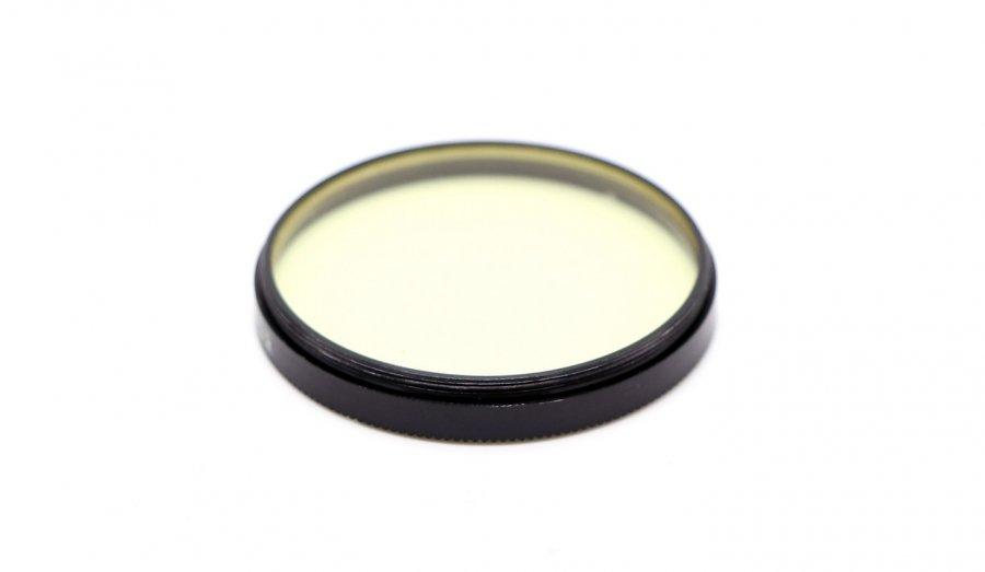 Светофильтр ЖС-12 40,5x0.5
