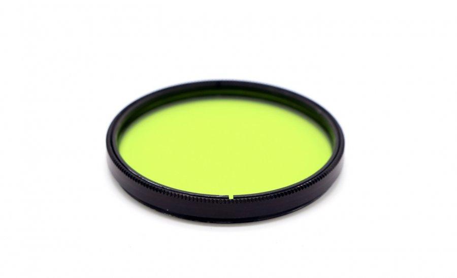 Светофильтр ЖЗС-5 49х0,5