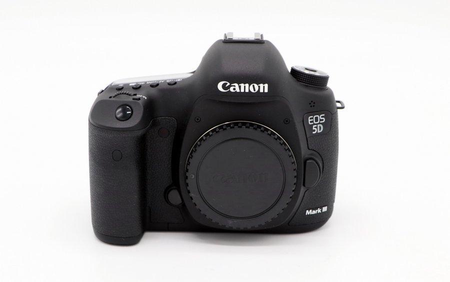 Canon EOS 5D Mark III body (пробег 14К кадров)