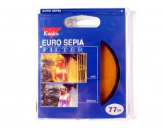 Светофильтр Kenko Euro Sepia 77mm Japan