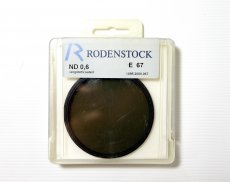 Светофильтр Rodenstock ND 0,6  (4X) 67mm Germany