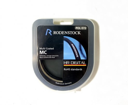 Светофильтр Rodenstock C-PL HR Digital MC 72mm Germany