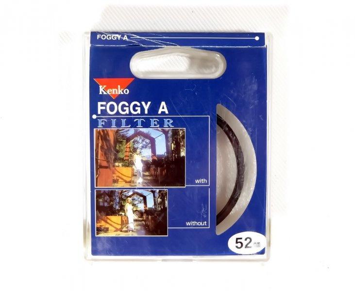 Светофильтр Kenko Filter Foggy A 52mm Japan