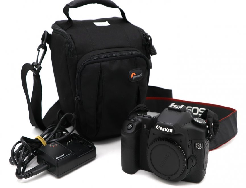 Canon EOS 40D body (пробег 4К кадров)
