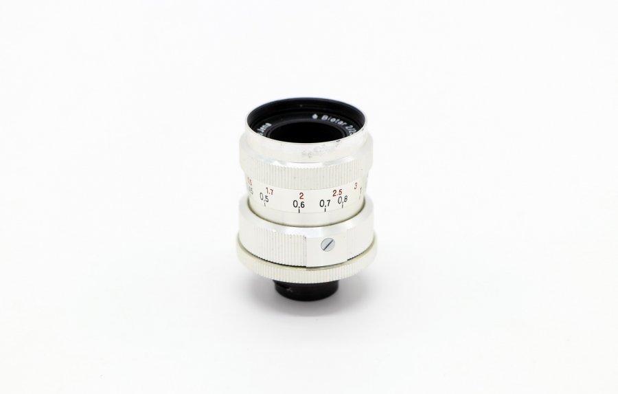 Biotar 2/25mm Carl Zeiss Jena