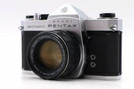 Pentax Spotmatic SP kit