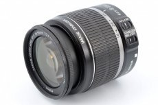 Canon zoom lens EF-S 18-55mm 3.5-5.6 IS