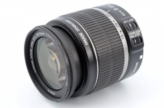 Canon EF-S 18-55mm 3.5-5.6 IS