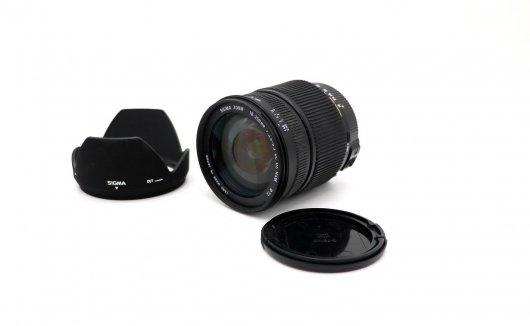 Sigma AF 18-250mm f/3.5-6.3 DC OS HSM Macro for Nikon б/у