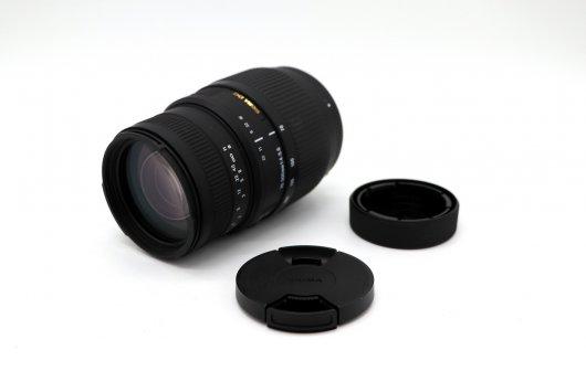 Sigma AF 70-300mm f/4-5.6 DG Macro for Nikon