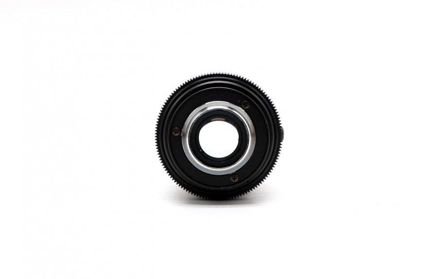 Ernitec 12.5-75mm F/1.8 TV Lens Macro