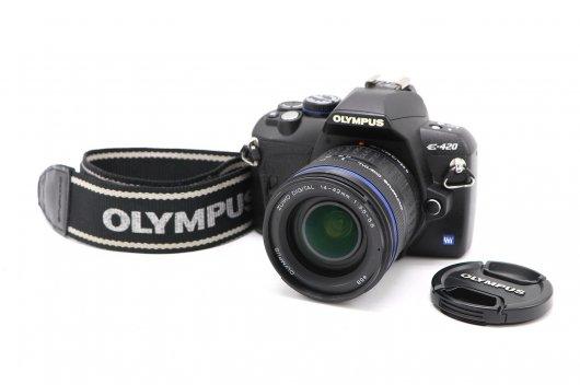 Olympus E-420 kit