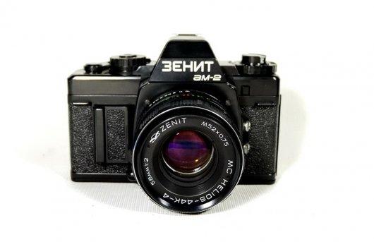 Зенит АМ2 + Гелиос-44К-4 (КМЗ, 1993)
