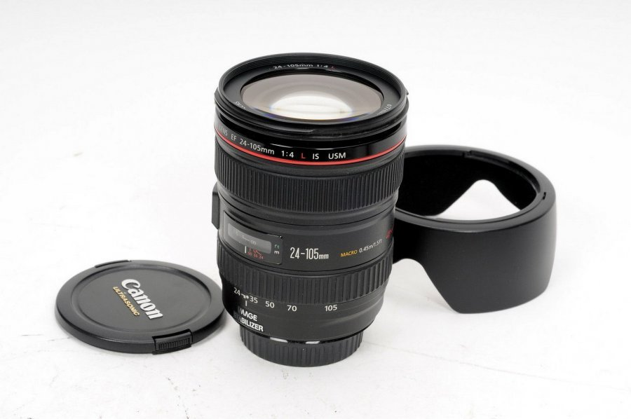 Canon EF 24-105mm 4 L