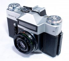 Зенит-Е kit Industar-50-2 (USSR, 1972)