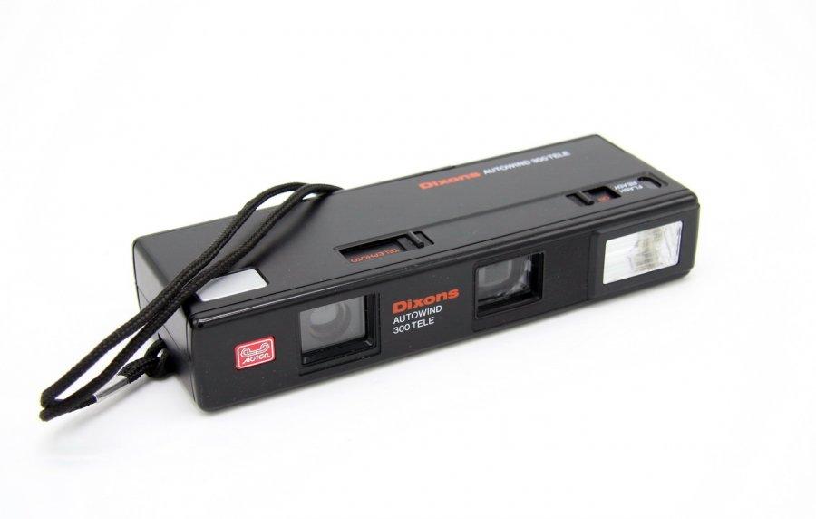 Dixons autowind 300 tele (Hong Kong, 1982)