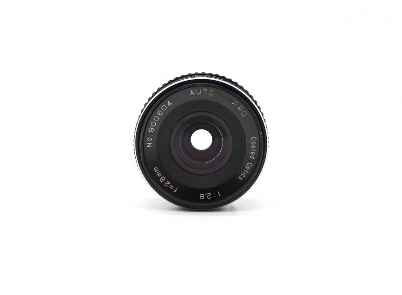 Auto Pro Coated Optics 28mm f/2.8