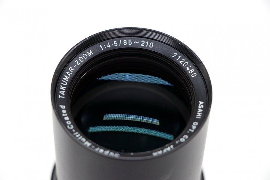 Asahi SMC Takumar-Zoom 85-210 mm f/ 4.5