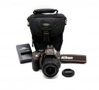Nikon D5200 kit (пробег 2,7К кадров)