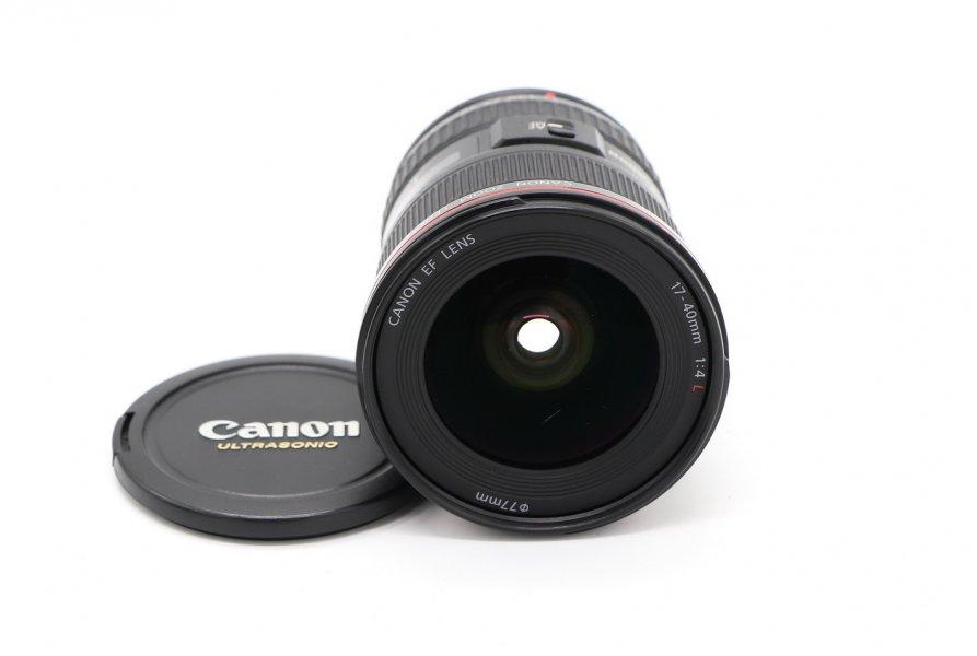 Canon EF 17-40mm f/4L USM б/у