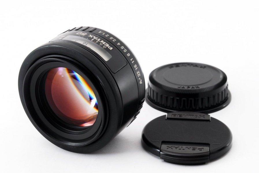 Pentax-FA SMC 1.4/50mm