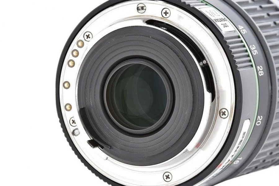 Pentax-DA SMC 16-45mm f/4ED AL