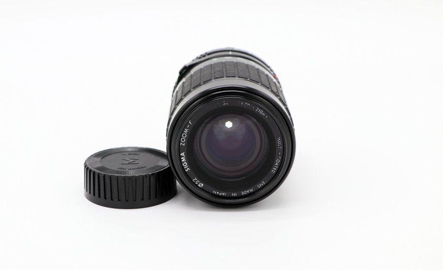 Sigma 70-210mm f/4-5.6 MC Zoom