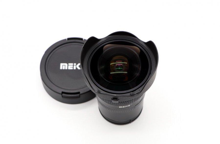 Meike 8mm f/3.5 Fisheye