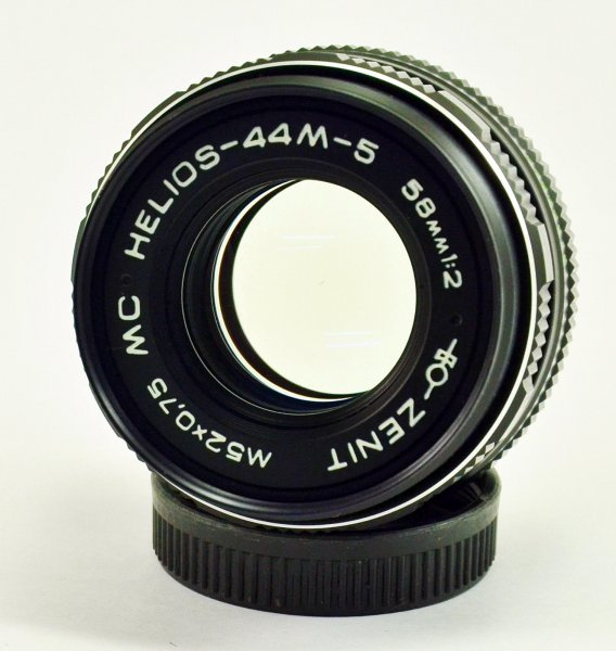 Гелиос-44М-5 МС 2/58 М42 (ОМЗЮ, 1996)