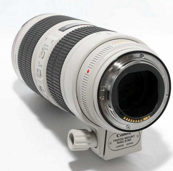 Canon EF 70-200mm f/2.8L IS II USM новый