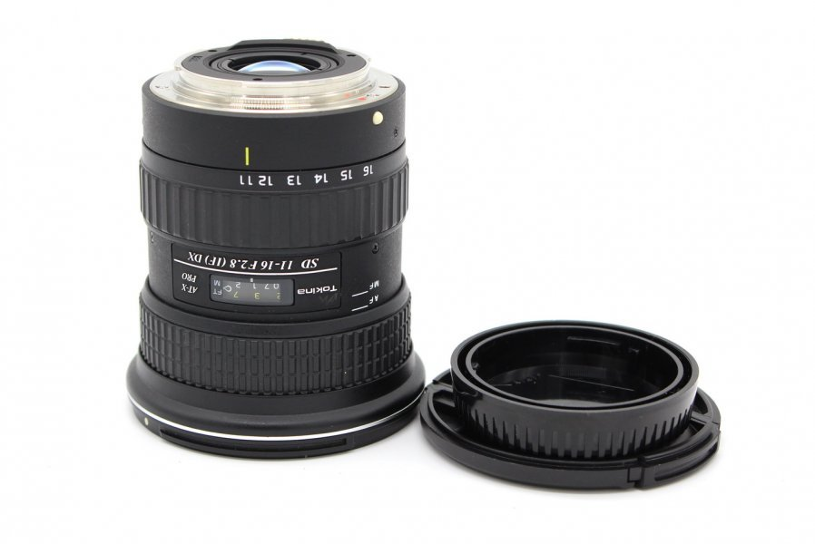 Tokina AT-X 11-16mm f/2.8 Pro DX Canon EF-S