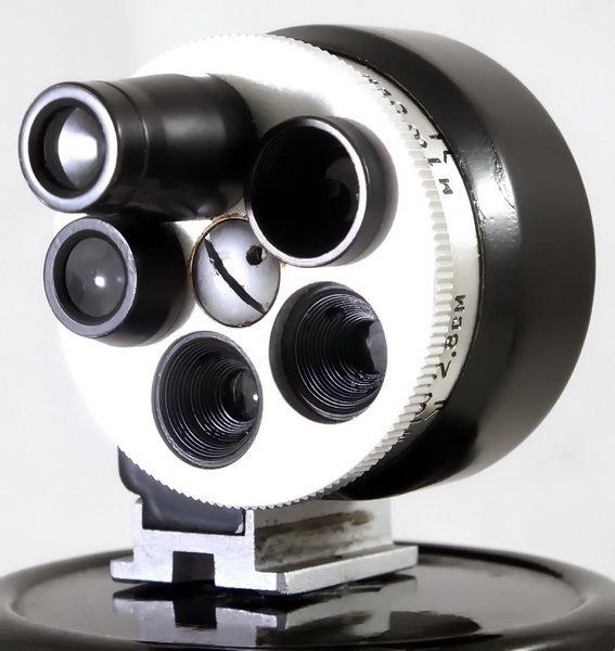 Универсальный видоискатель револьверный (Новый)