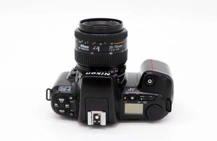 Nikon F-601 kit
