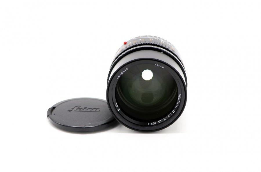 Leica Noctilux-M 0.95/50 ASPH.
