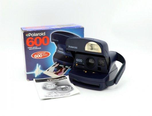 Polaroid 600 новый, в упаковке