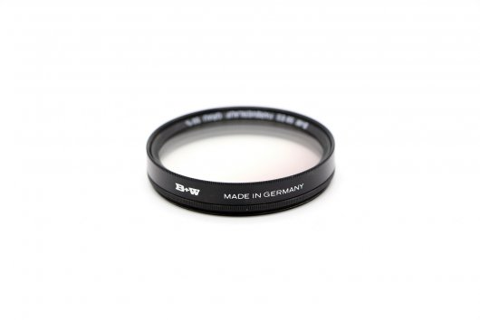 Светофильтр B+W 58 ES Farbverlauf Grau 50%
