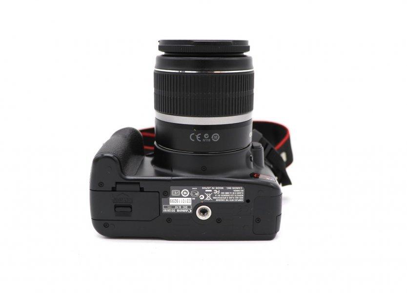 Canon Kiss X2 kit (пробег 11К кадров)
