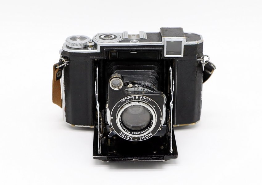 Zeiss Ikon Super Ikonta 532/16 (Germany, 1938)