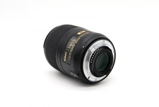 Nikon 60mm f/2.8G ED AF-S Micro-Nikkor