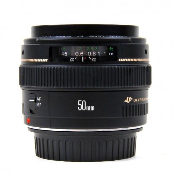 Canon EF 50mm f/1.4 USM б/у